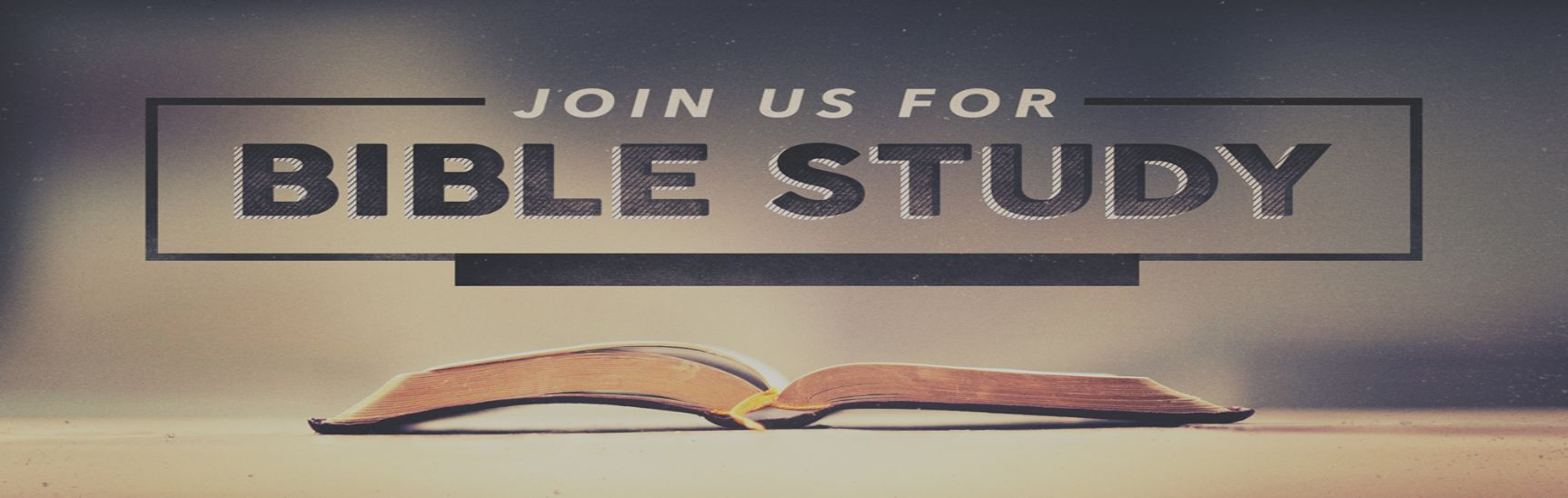 Adult Sunday School  - Sundays @ 11AM in the Chapel - Studying Letters of Paul