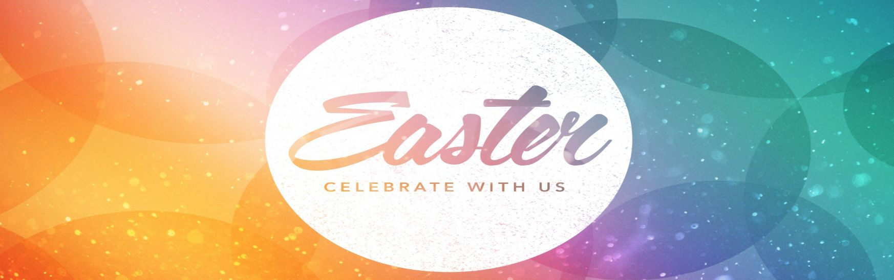 Sunday, April 12, 10:00 am   Check back for updates on Easter Service!