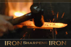 Iron Sharpens Iron by Pastor Mike